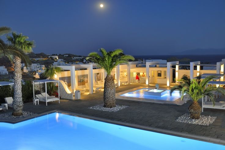 A stylish oasis Pool bar of Palladium boutique hotel  http://www.hotelpalladium.gr/