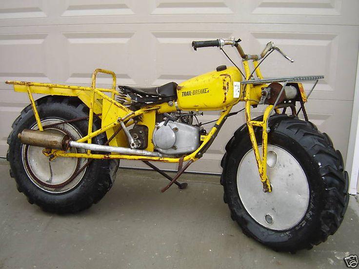 rokon #motorcycles | fotos de motos | pinterest | mini bike