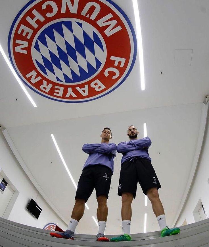 """Páči sa mi to: 669.2 tis., komentáre: 6,414 – Karim Benzema (@karimbenzema) na Instagrame: """"Ready ⚡️💯 Cr7/Kb9"""""""