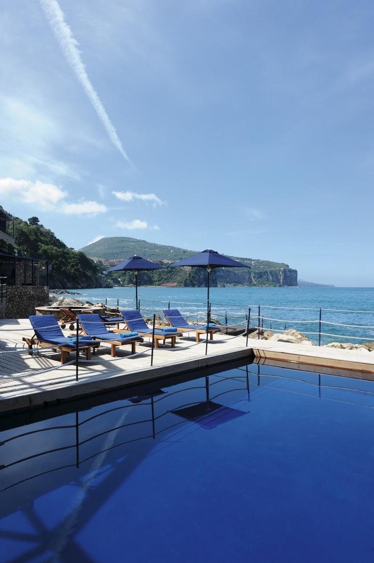 Capo La Gala hotel in Sorrento, Italy