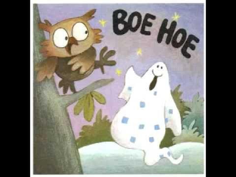 ▶ Boone Yves - HALLOWEEN - SPOKEN - BANG ZIJN - VERHAAL - een heel hip spook - YouTube