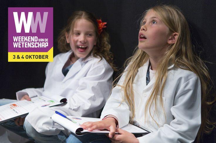 Weekend van de Wetenschap bij BODY WORLDS in Amsterdam! Gratis kinderprogramma ter kennismaking met de wetenschap.