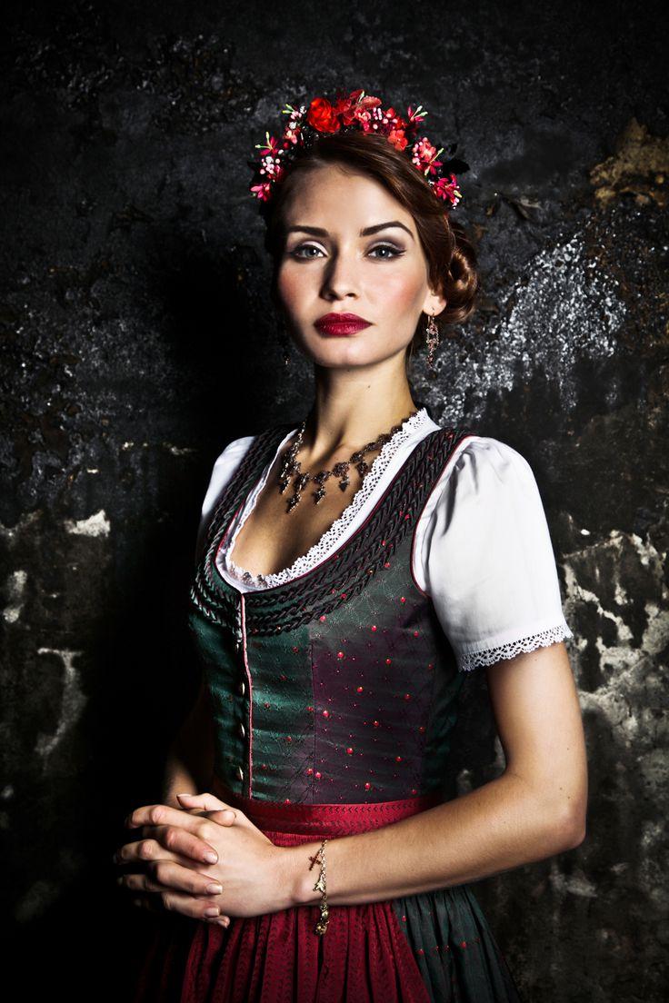 Lena Hoschek Dirndl JOSEPHA Photo by Lupi Spuma