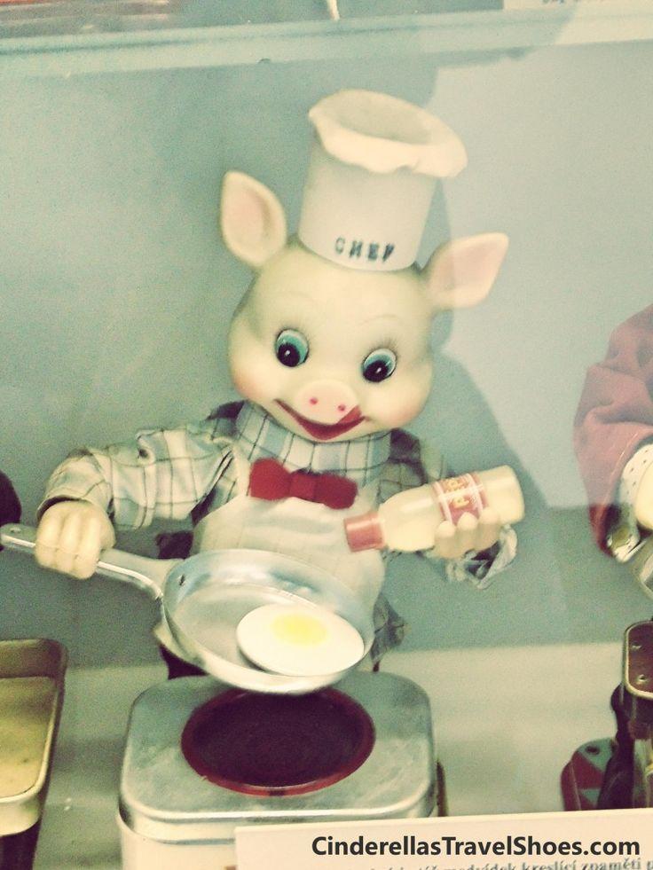 Cooking piggy