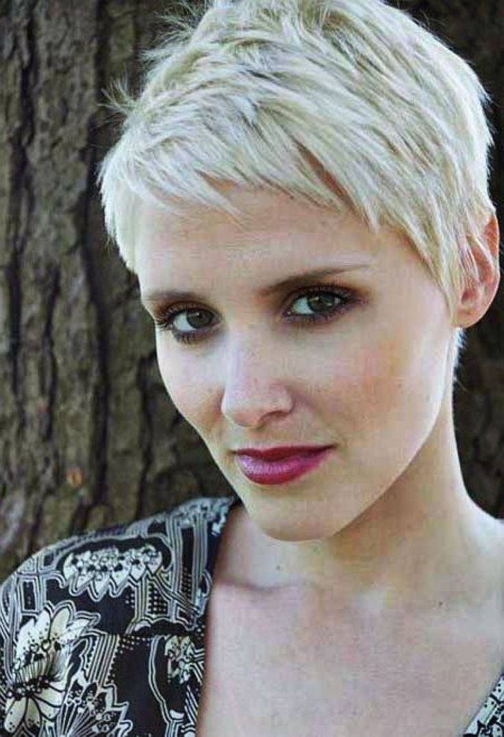 very short hairstyles for women with pretty haircuts
