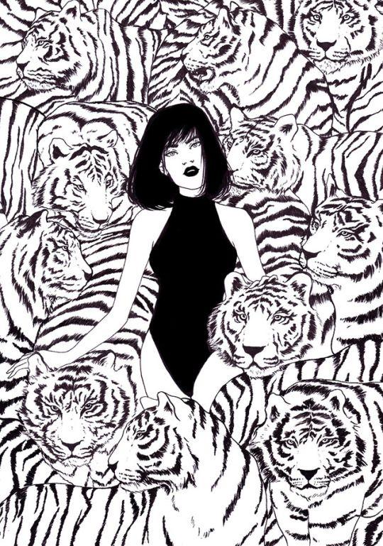 Sivan Karim Illustrations