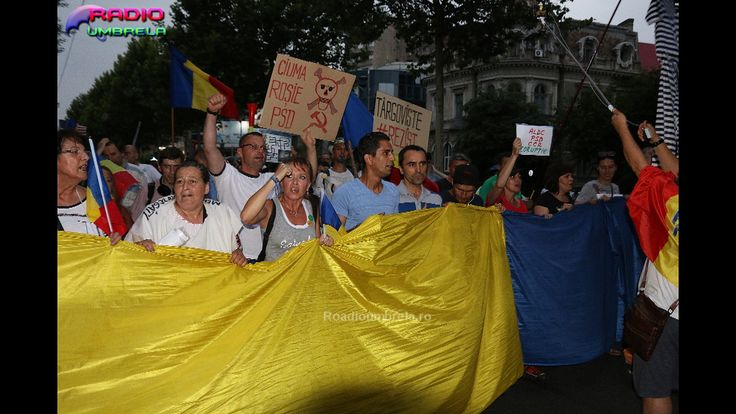PROTEST de Strada 2 iulie 2017-Radioumbrela.ro 3