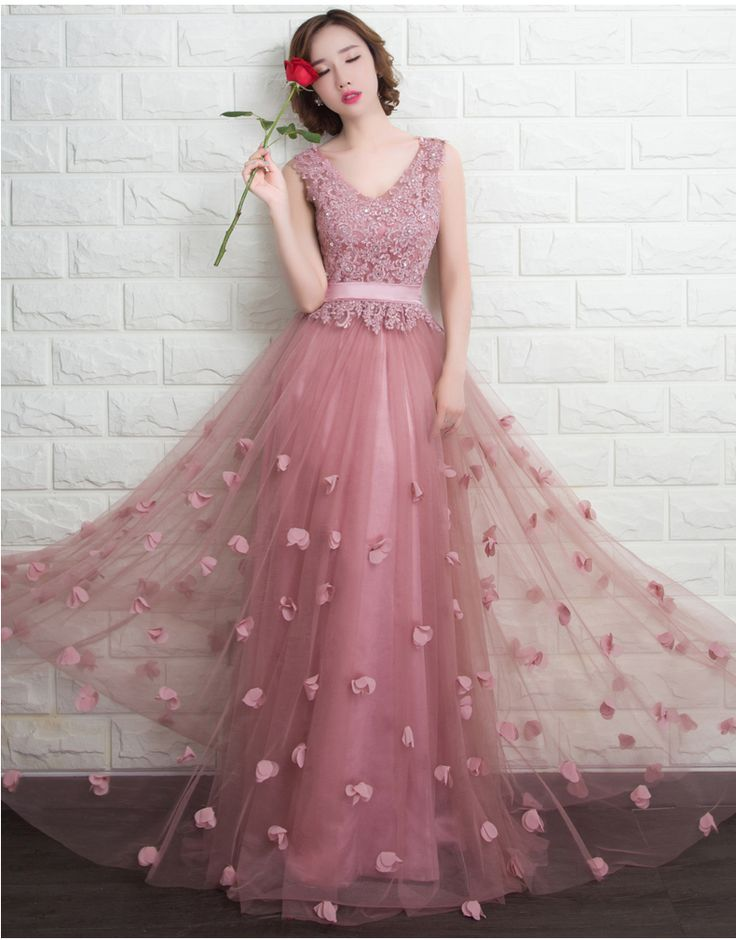 Pink Party Dress for Women