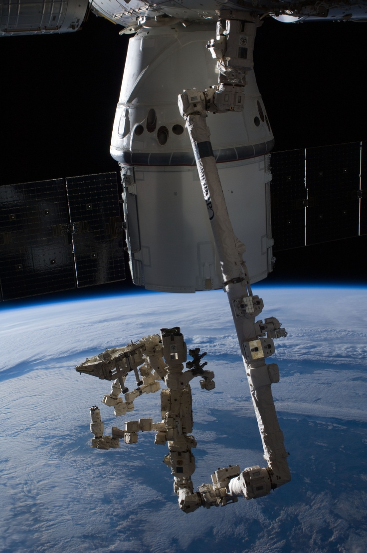 95 best spacex images on pinterest outer space space for Outer space travel