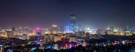 Noaptea peste Hanoi