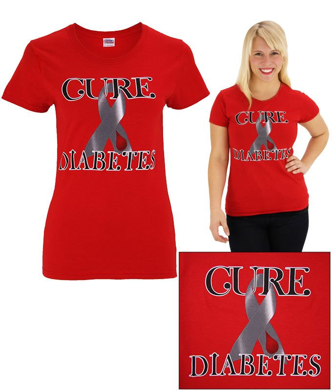 http://diabetes-miracle.digimkts.com   Love this, keep looking for me.    Cure Diabetes Tee at The Diabetes Site