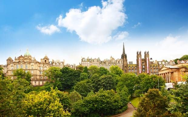 Travel Inspiration for Scotland - Edinburgh city break guide