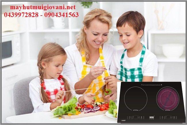 Xuất xứ của bếp điện từ Giovani G 241ET: