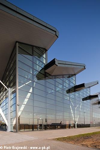 aéroport #gdansk #pologne
