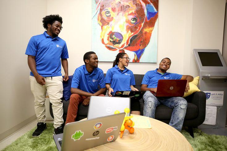 Dillard University Students Travel to San Francisco for a Black Enterprise Hackathon