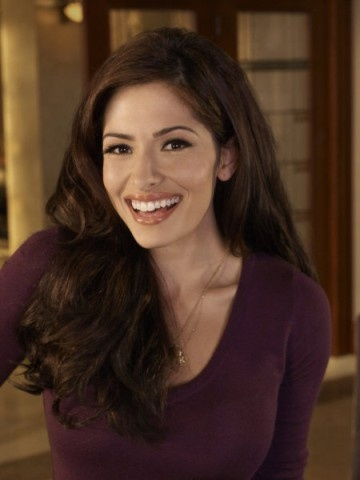 Sarah Shahi--I thought she was good on Life and I really like her as Kate on Fairly Legal.
