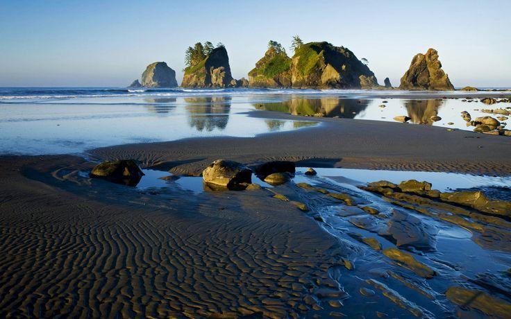 Ocean Tide 1080p Hd Wallpaper For Desktop HD Pic