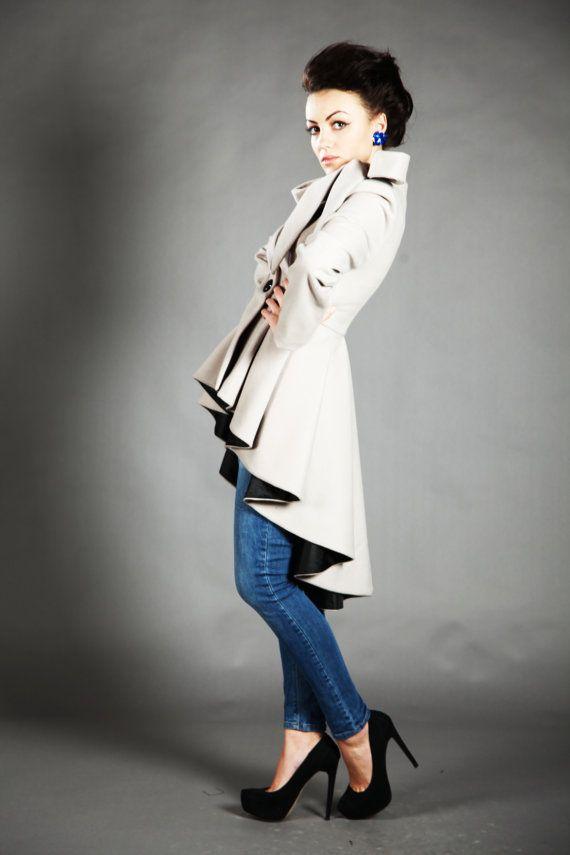 LOOOOVE STEFANIA  jacket by lauragalic on Etsy, $239.90