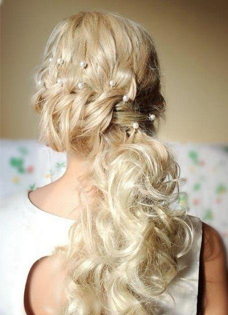 Wedding Hairstyles For Long Hair   Exotic Weddings