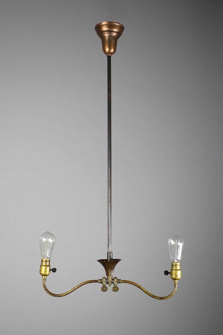 33 best renew industrial vintage lighting images on pinterest df1207 2 light bare bulb 4 arubaitofo Images