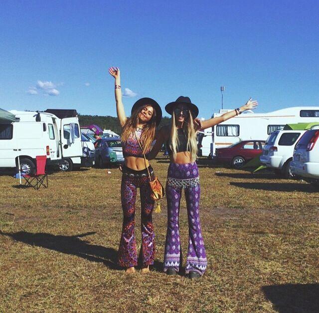 Mimi Elashiry, splendour in the grass | Festival Fashion | Boho | 70's Inspired | Girl Team