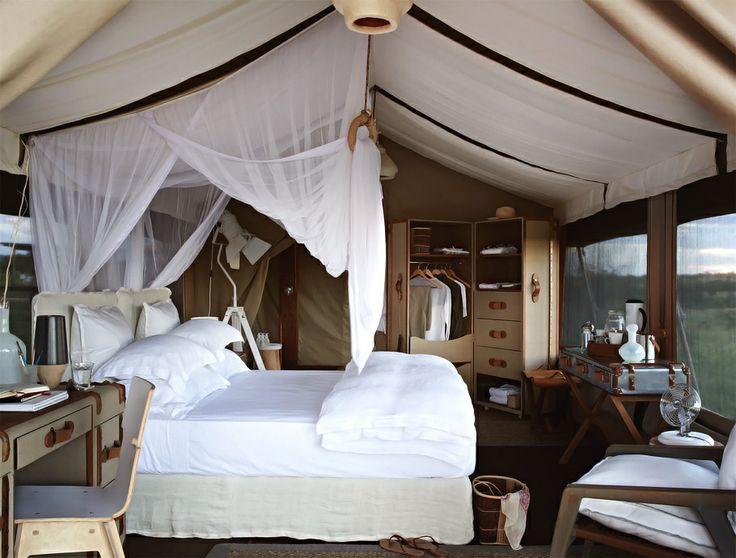 Decordemon Luxury Safari Holiday At Singita Mara River Tented Camp Tanzania