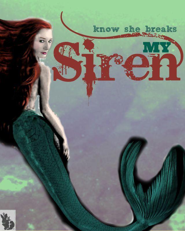 'Siren' (plum tint) by _rabbitwithfangs_ ©2015