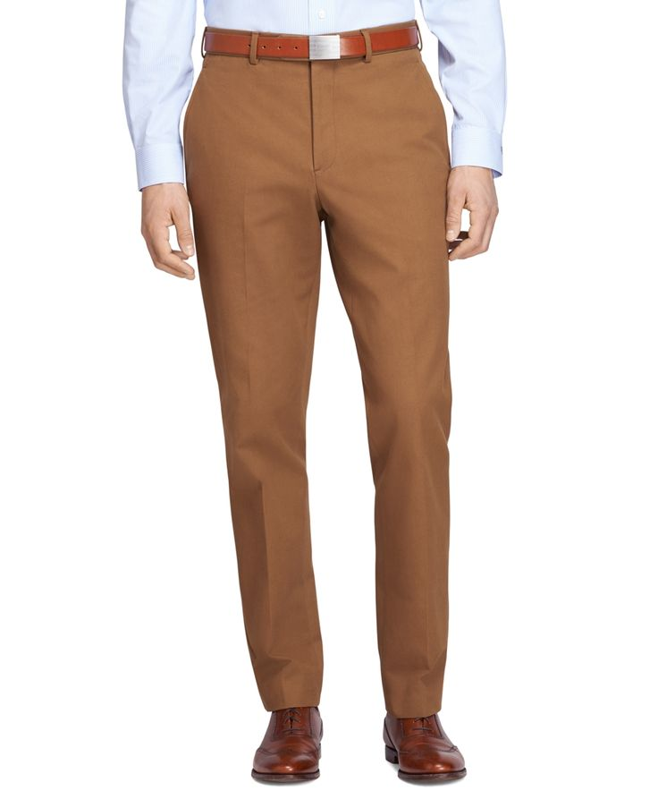 Brooks Brothers Cotton Cavalry Twill