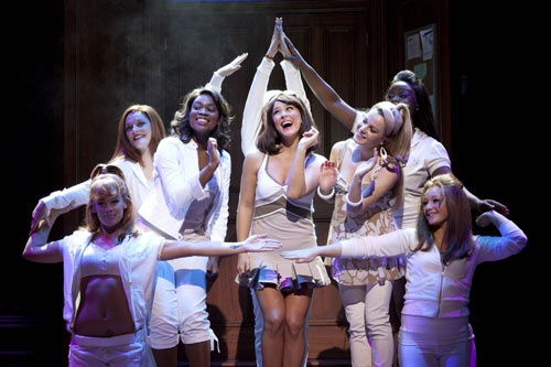 """Greek Chorus "" Legally Blonde"