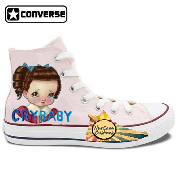 Check out this item in my Etsy shop https://www.etsy.com/listing/557743234/hand-painted-converse-melanie-martinez