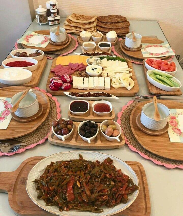 271 besten breakfast kahvaltı sofraları invitation food Bilder