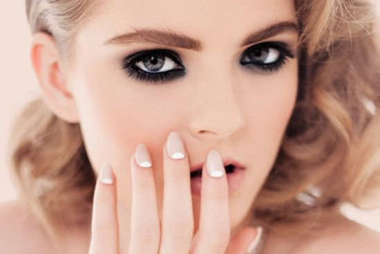 Unhas de Gel: aspecto mais natural em alongamento de unhas