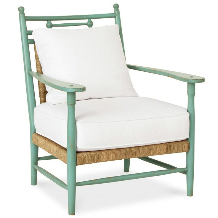 Abigail rush armchair layla grace porch patio design for Cottage style kitchen chairs