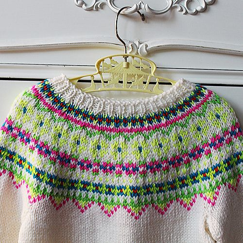 Ravelry: unfurled's Fimma Bright
