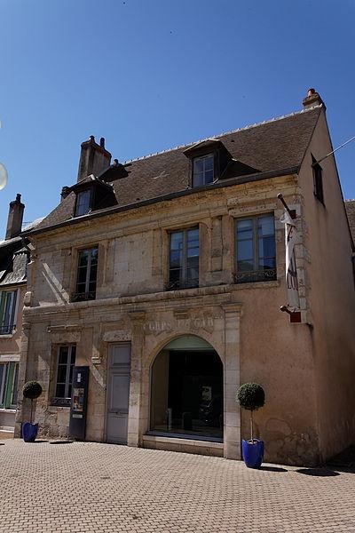 Couvent des Augustins à Cosne-Cours-sur-Loire (58200)