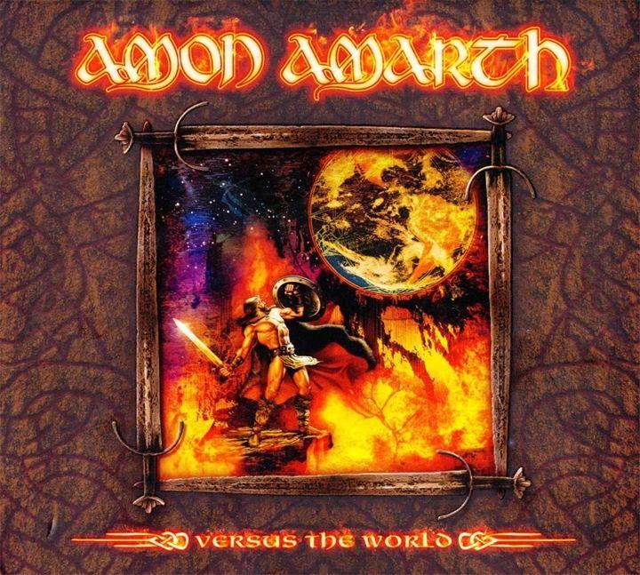 Amon Amarth - Versus The World (2002) AMON AMARTH шведская метал-группа, играющая в жанре мелодичный дэт-метал. Название группы переводится как «Роковая гора» с синдарина, эльфийского язык...