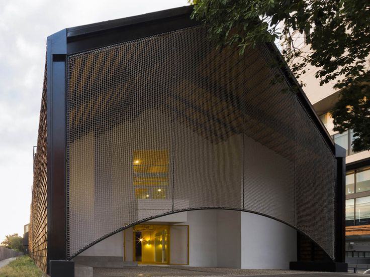 Supermachine Studio Completed The SAC (Student Activity Center) At Bangkok  University, Transforming A 20 Years Old Building That Used To Be A  Dormitory Into ...
