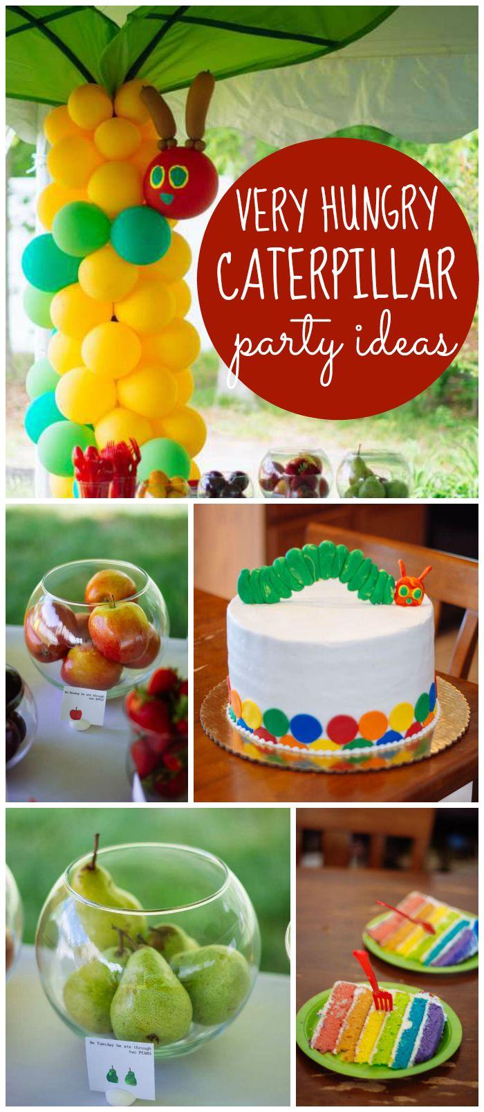 Best 25+ Hungry Caterpillar Cake ideas on Pinterest ... - photo#17