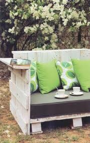 Outdoor Palette furniture