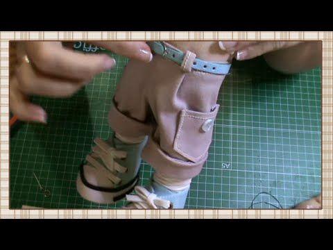 Tutorial: Skate muñeco Pepito - YouTube