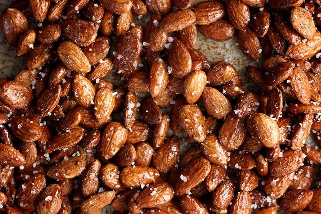 Joy the Baker – Honey Chai Roasted Almonds