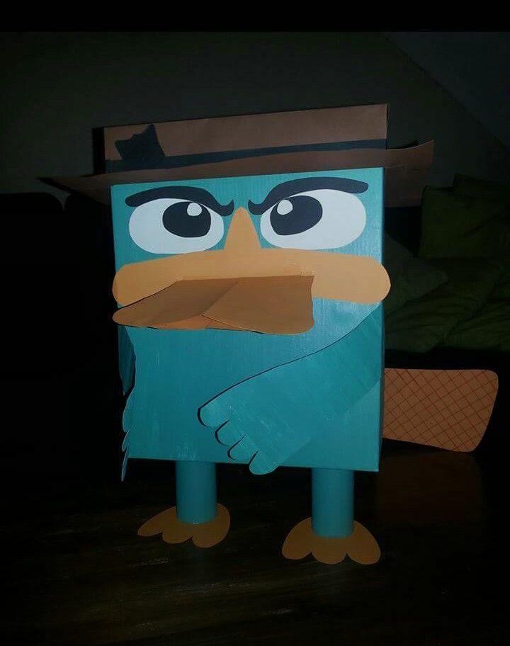 Perry het vogelbekdier surprise.