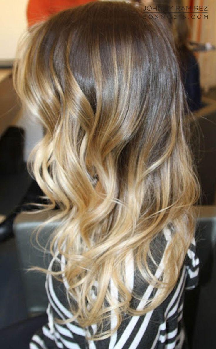 Hair Color by Johnny Ramirez •