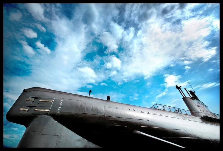 Onderzeeboot de 'Tonijn'