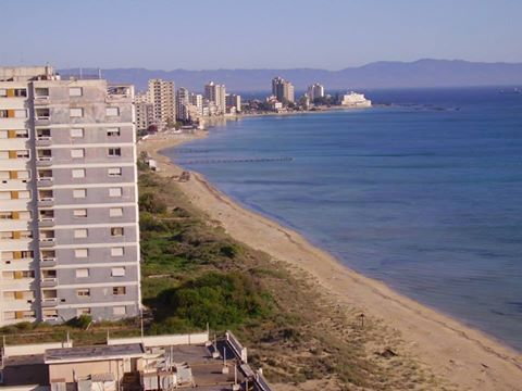 Famagusta gost town....