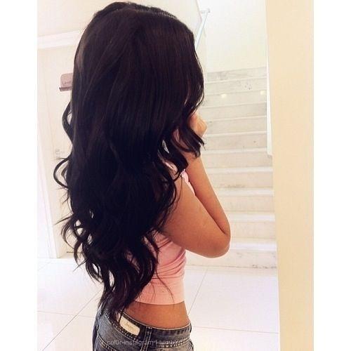 Long Curly Hair  Hair  Pinterest