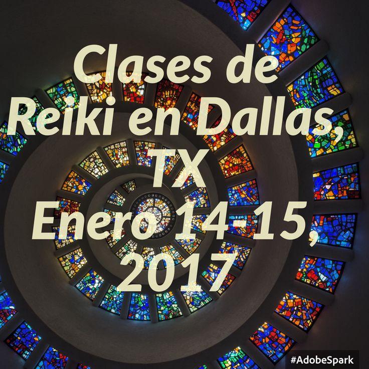 Clases de Reiki en Dallas, TX. Ofrecemos los tres niveles de Reiki: Nivel 1: $75; Nivel 2: $85; Nivel 3/Master: $175. Obtén tu certificado de Maestro de Reiki en un fin de semana.   #reiki #reikiclasses #clasesdereiki #reikihealing #dallas #texas #holistic
