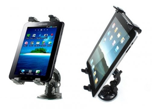 Universal Araç İçi Tutucu (iPad, GPS, PDA, Ebook...) 29,90 TL