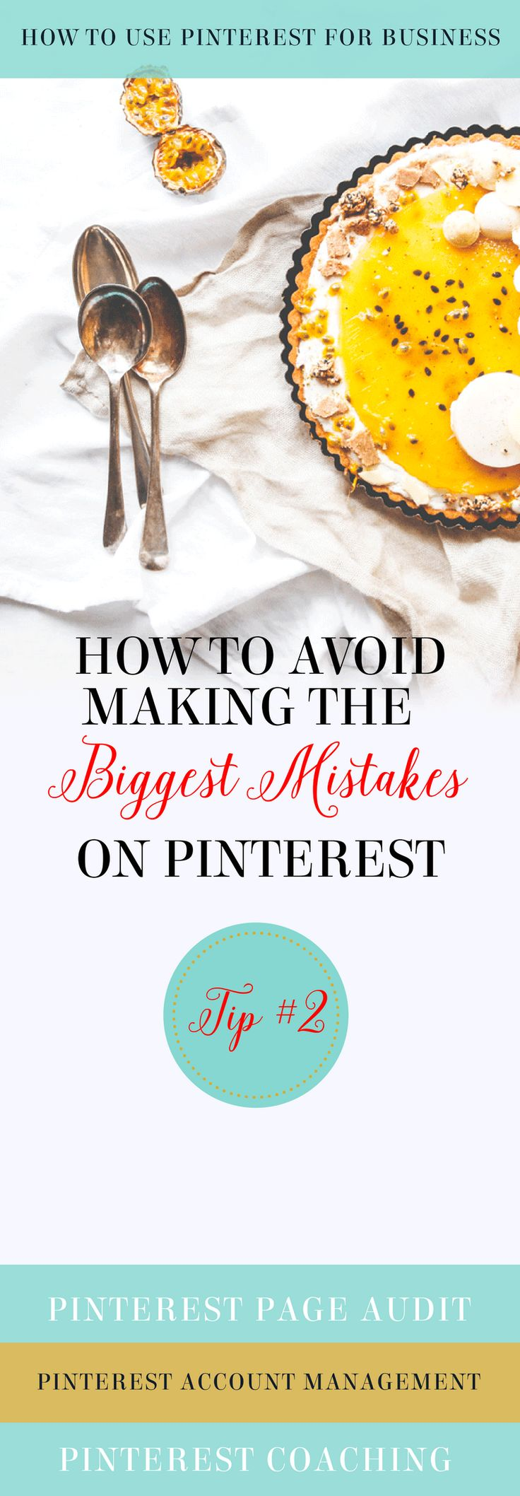 How to Use Pinterest for Business & Blogging: Avoid Making Big Pinterest Mistake #2