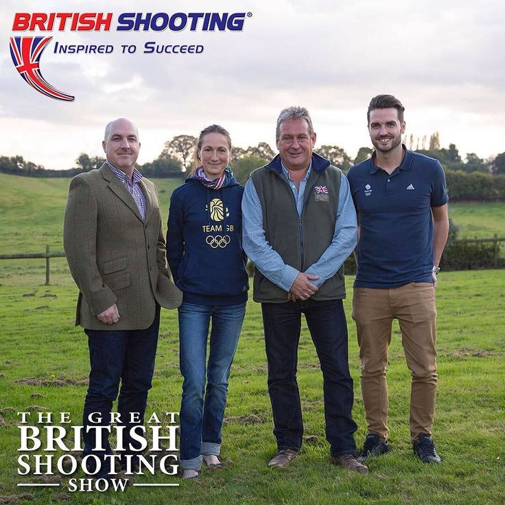 We are absolutely delighted to welcome British Shooting to the British Shooting Show 2017. The governing body of target shooting in Great Britain representing Shotgun Rifle and Pistol will be located in Hall 1 at the show and welcome visitors to call in and meet the team including our Olympic shooting champions. #BritishShooting #olympic #inspired #succeed #governing #shotgun #rifle #pistol #BritishShootingShow #BSS17